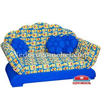 Детский диван Букет