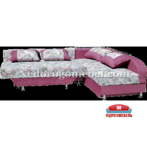 купить угловой диван со спальным местом недорого