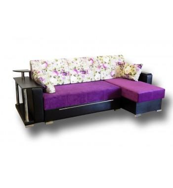 купить угловой диван Аврора Lux с доставкой по Москве недорого с фабрики под заказ