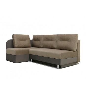 купить угловой диван еврокнижка Космо в Москве недорого с беспалтной доставкой